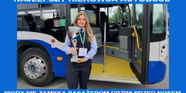 monika-kasiak-najlepszym-kierowca-mpk-w-krakowie